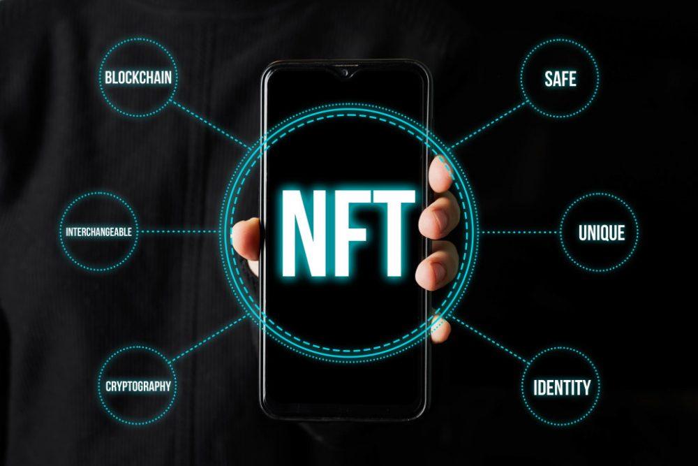 آموزش ساخت و فروش توکن NFT